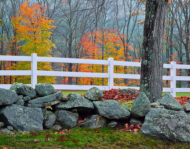 Photograph New Hampshire by Ernesto Franklin on 500px