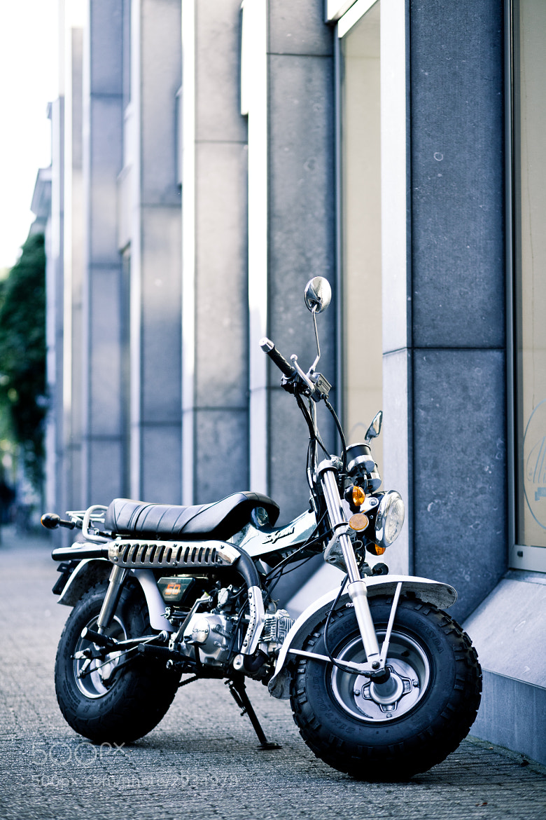 Photograph It's all about the motorcycle... by Henry van den Hul on 500px