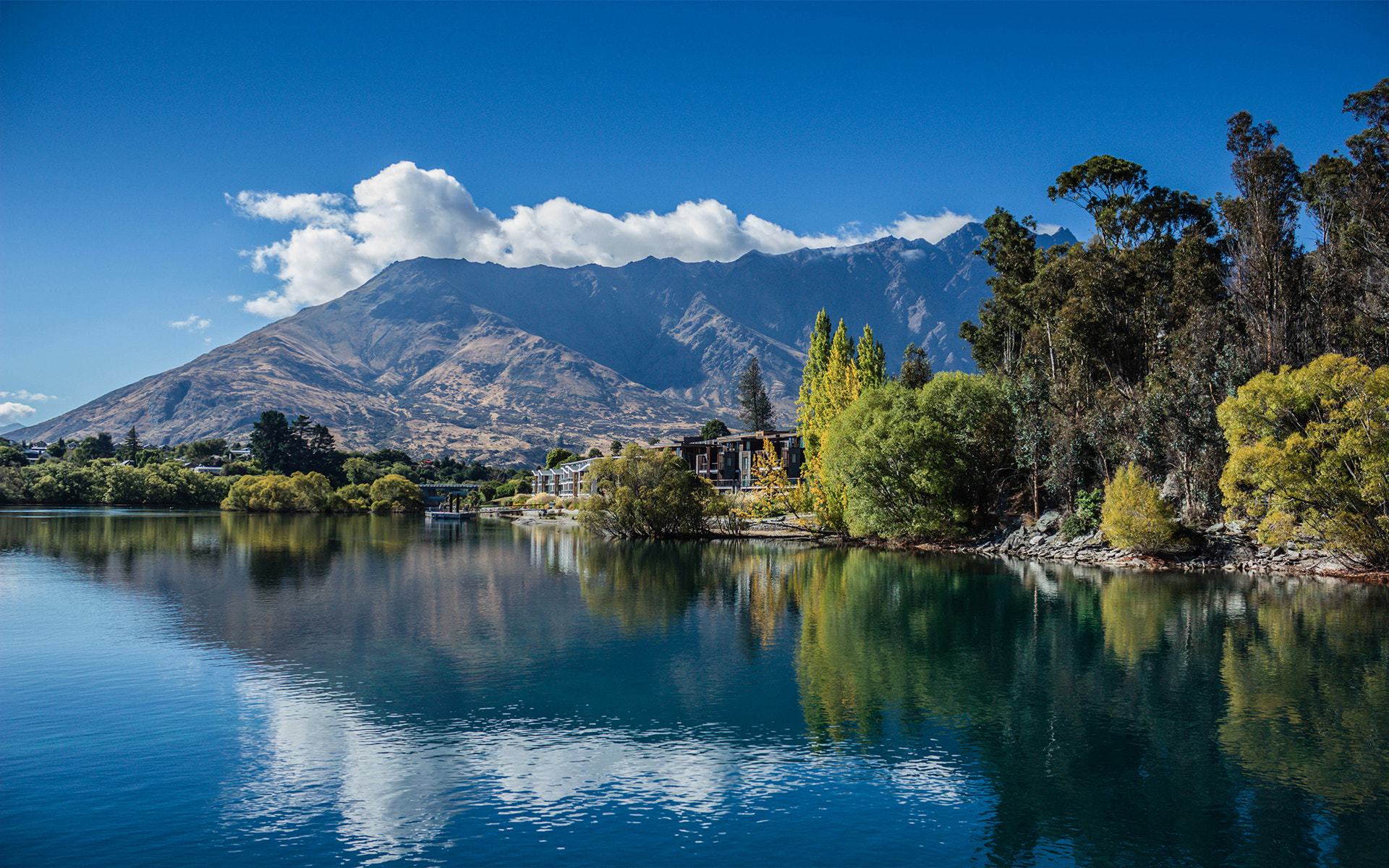 Photograph Queenstown, New Zealand by Andrew Goodlad on 500px