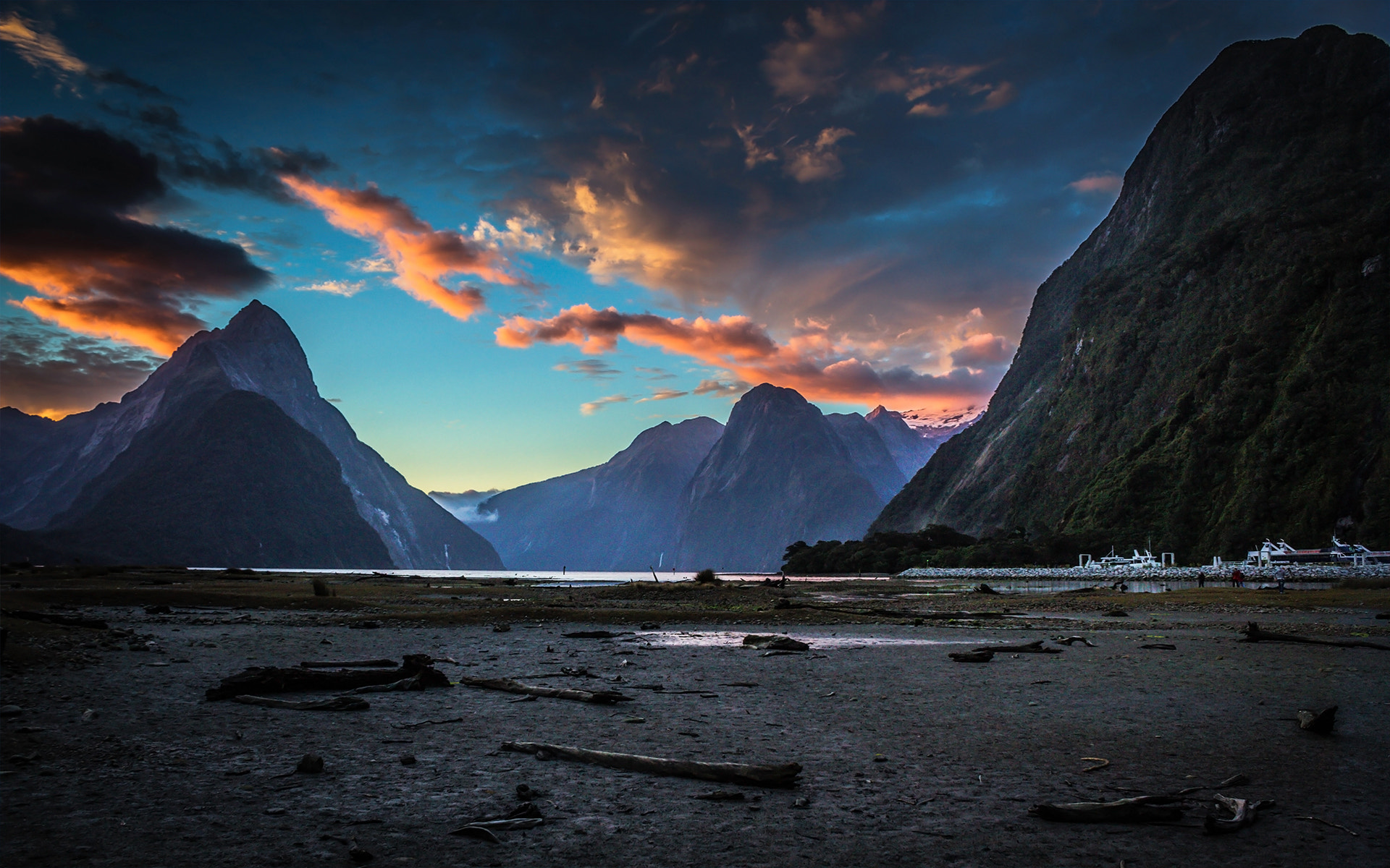 Photograph Milford Sound by Andrew Goodlad on 500px