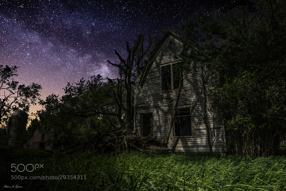 Photograph Dark Shadows  by Aaron J. Groen on 500px