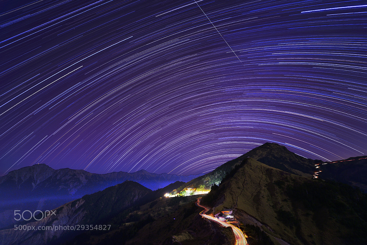 Photograph Spinning around in the sky by Mars Lin on 500px