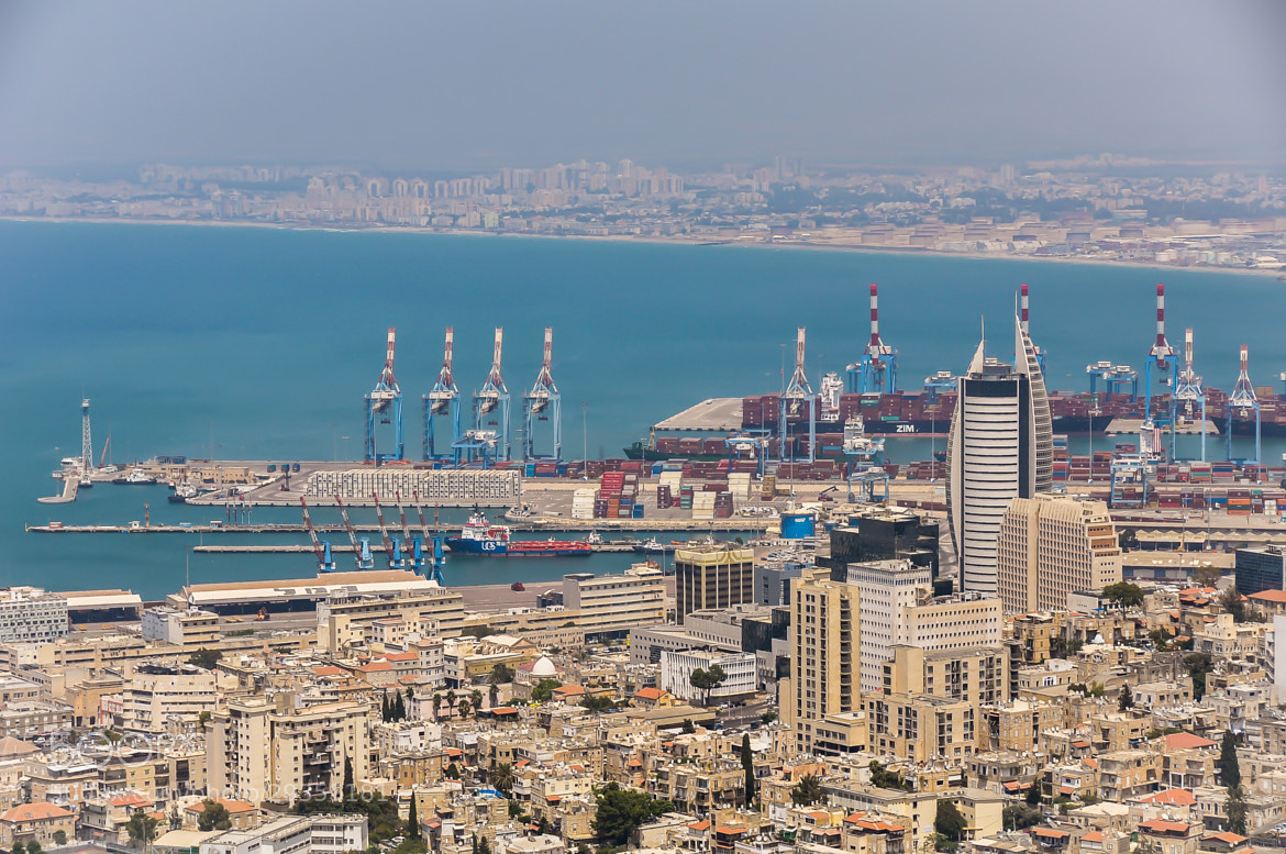 Photograph Port of Haifa by Go Ga on 500px