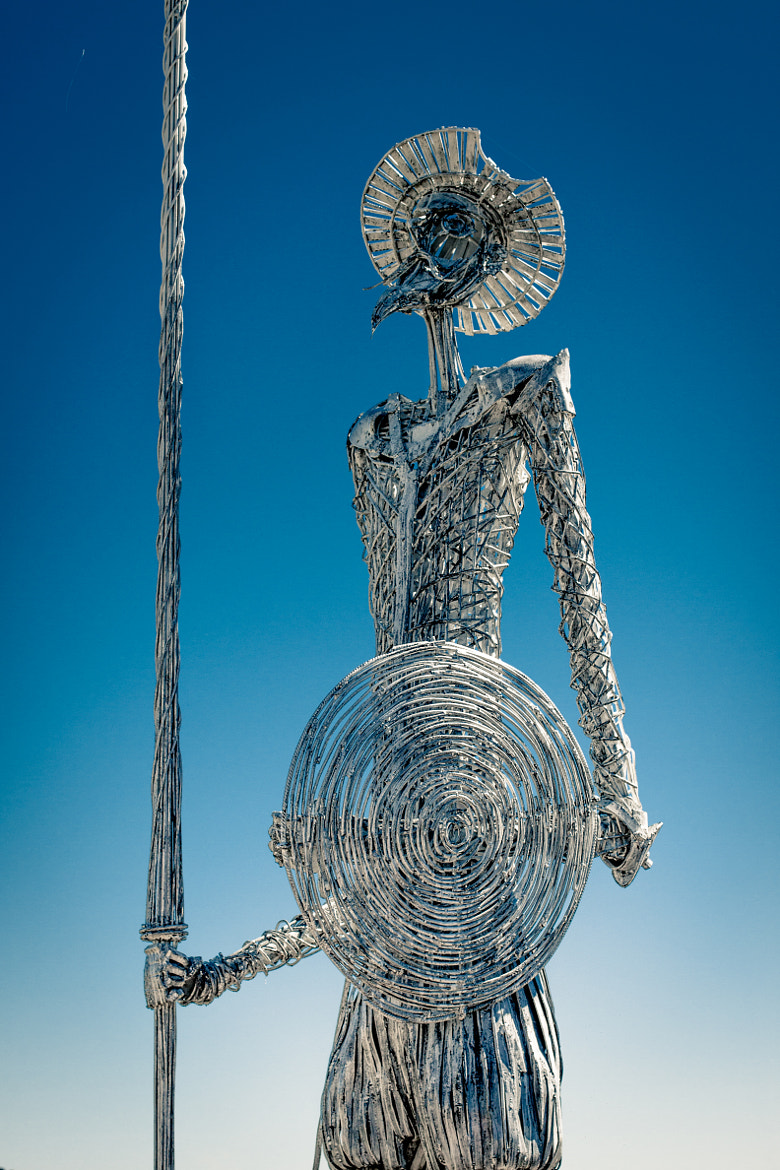Photograph Wire Quijote by Mariano Gila on 500px