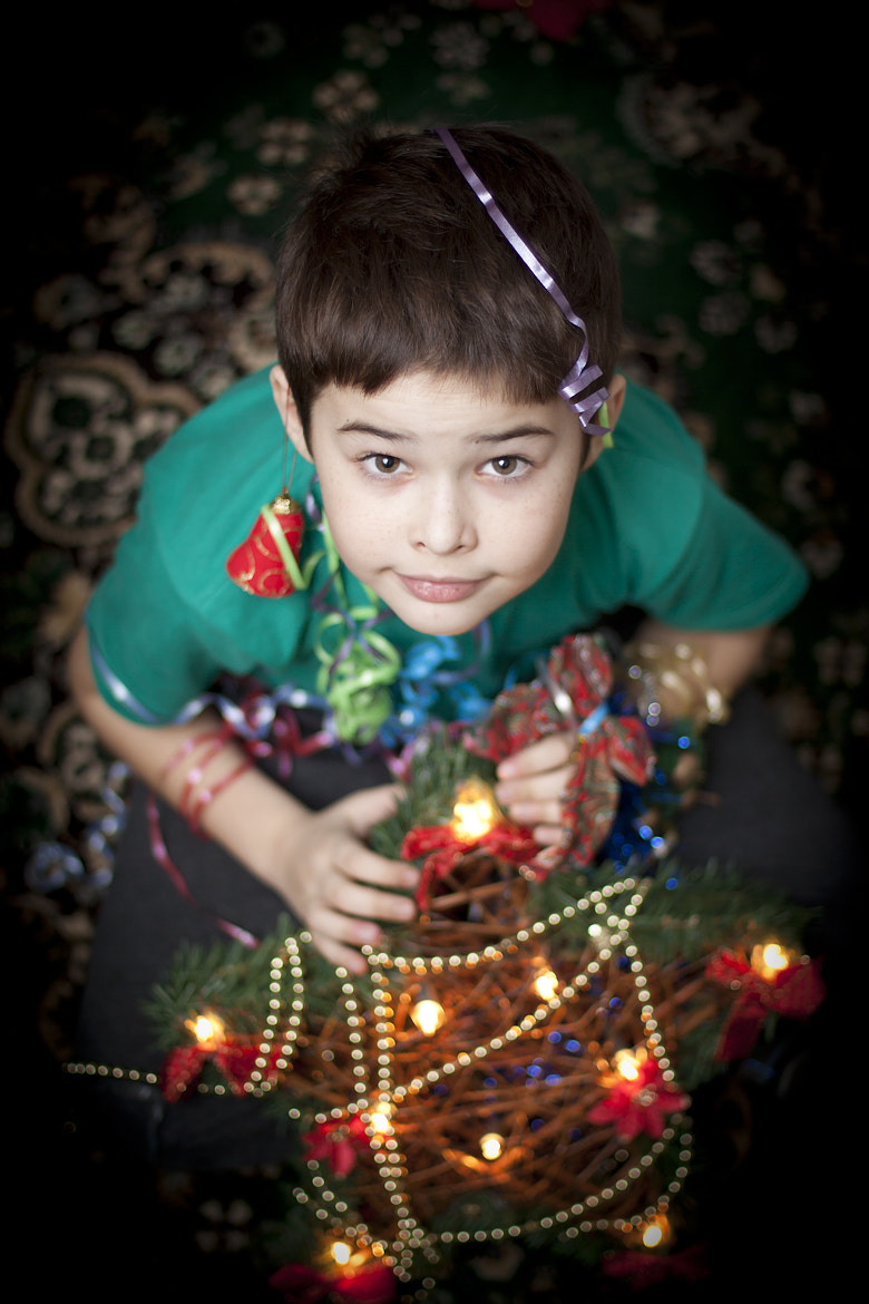 Photograph kids New Year by Kizer kizer on 500px