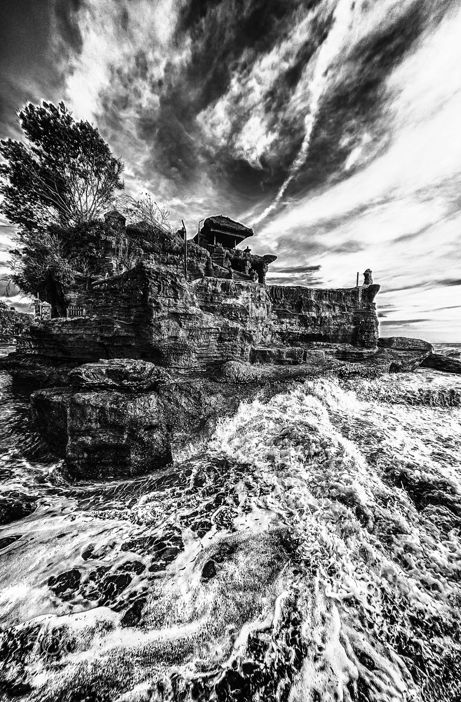 Photograph Tanha Lot Temple - Bali by Alain Barbezat on 500px