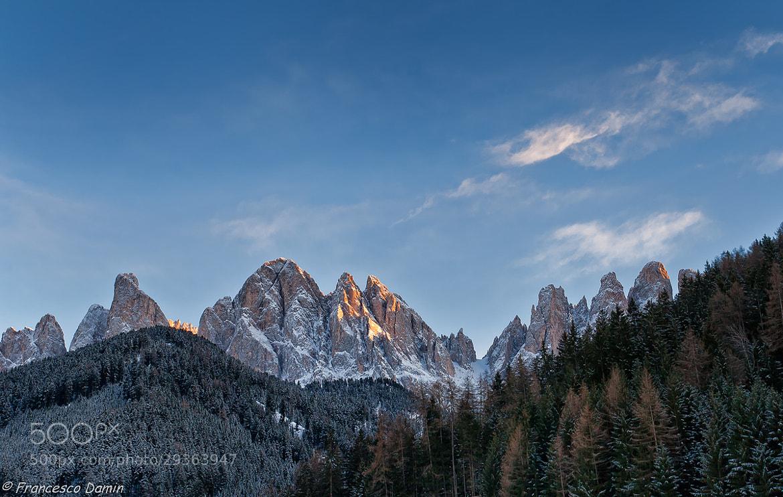 Photograph Last light by Francesco Damin on 500px