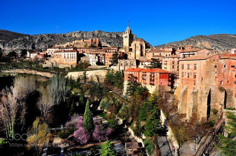 Photograph Albarracín by Fotonesto Nikonesto on 500px