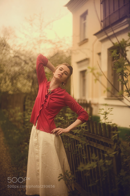 Photograph ласточка by Julia  Tsoona on 500px