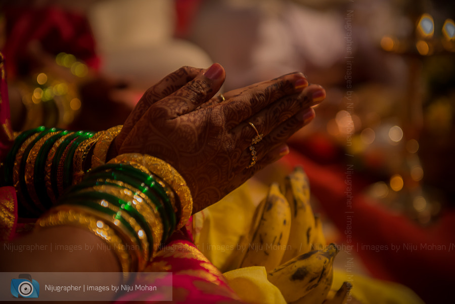 Photograph Hindu wedding in Goa - Praying by Niju Mohan on 500px