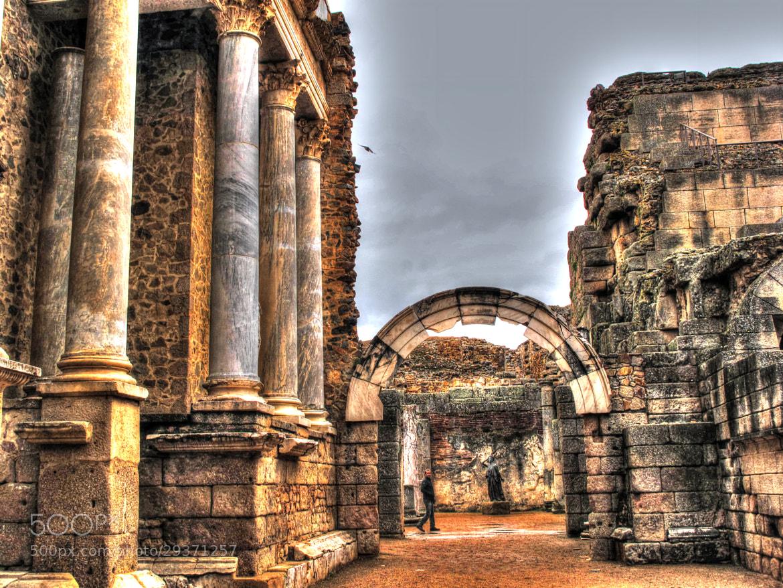 Photograph Teatro Romano II by Igrabo on 500px