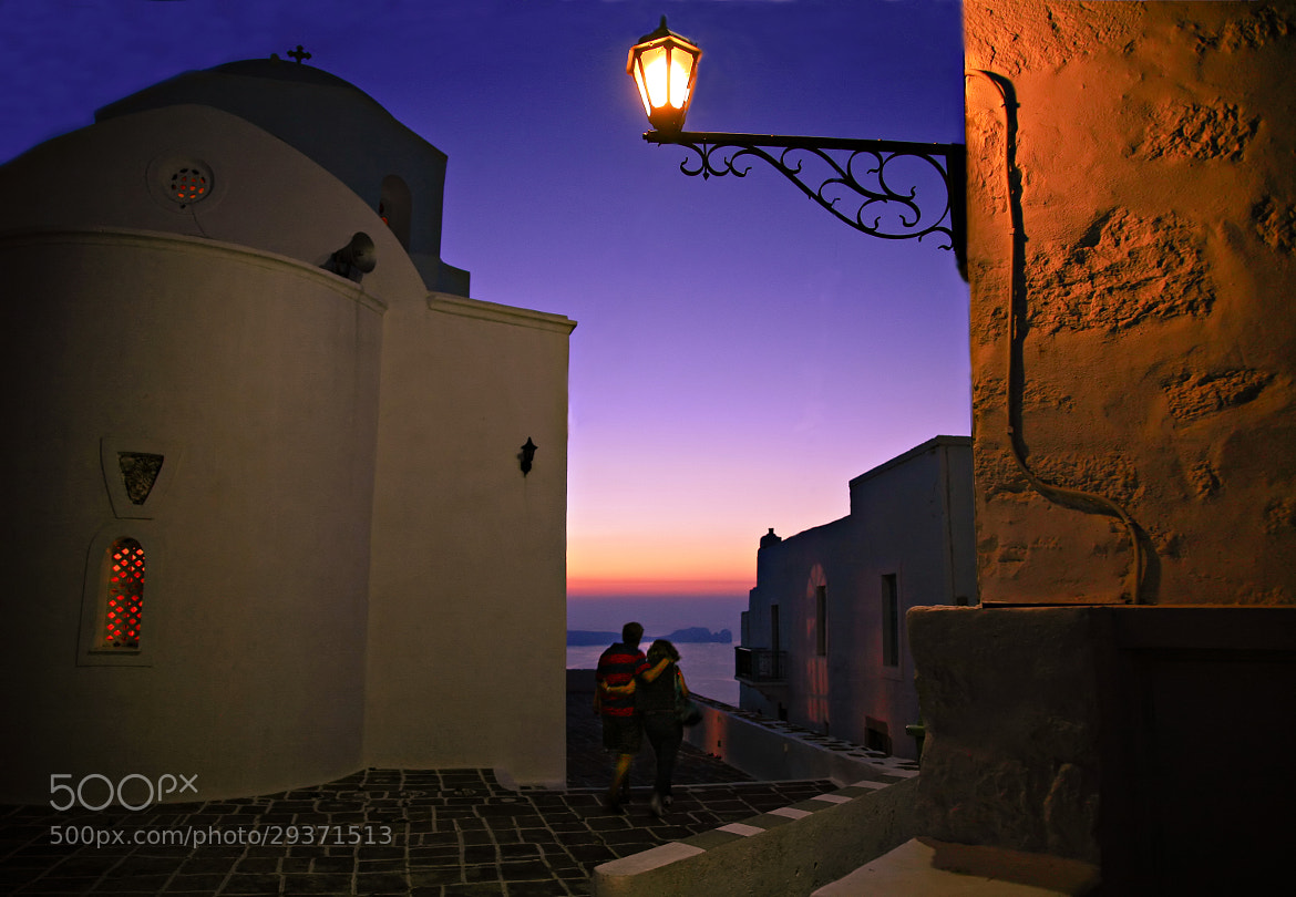 Photograph A romantic stroll by Damianos Kounenis on 500px