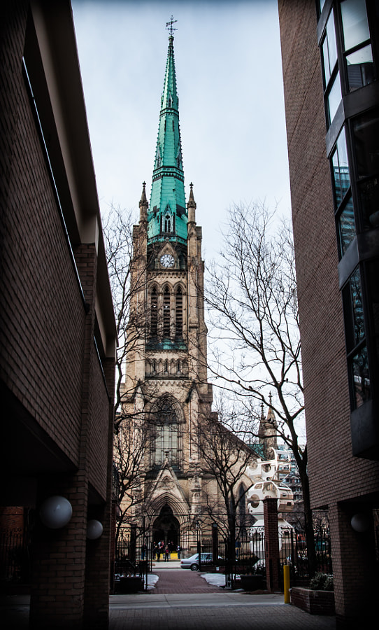 St. James Cathedral, Toronto