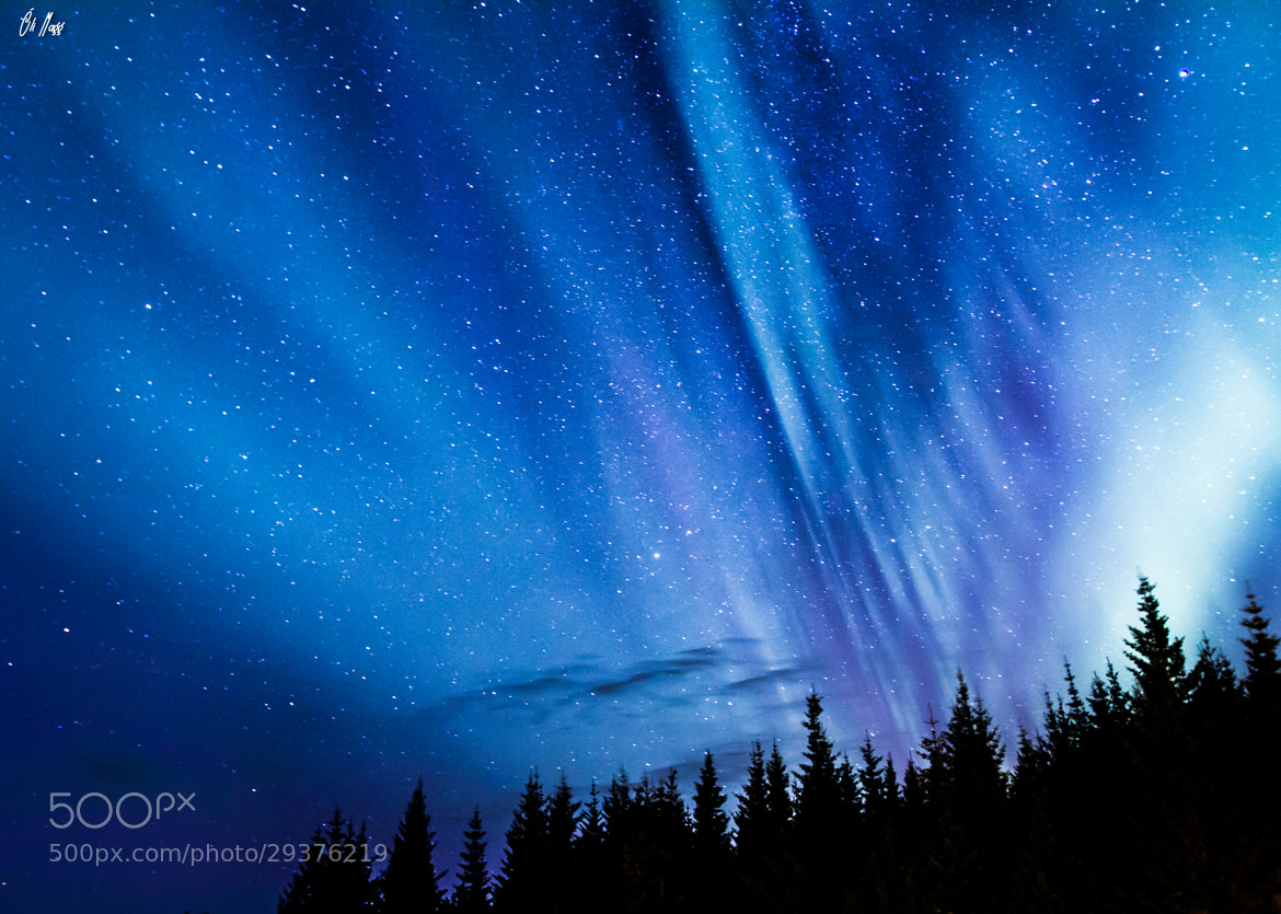 Photograph Touch the sky by Óli Magg on 500px