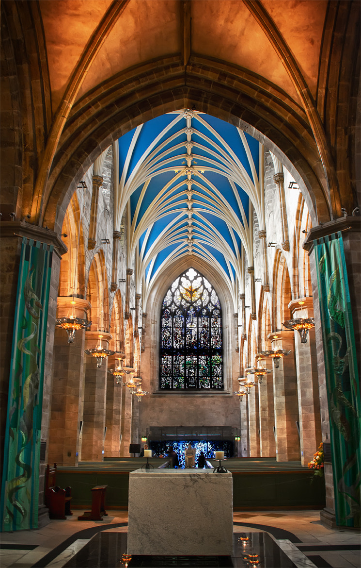 Photograph Treasures of St. Giles' by Ian McConnell on 500px
