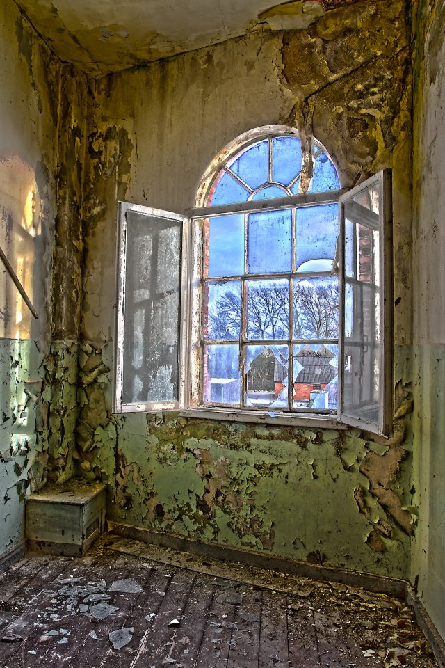 Photograph HDR Window by Alexander Zachen on 500px