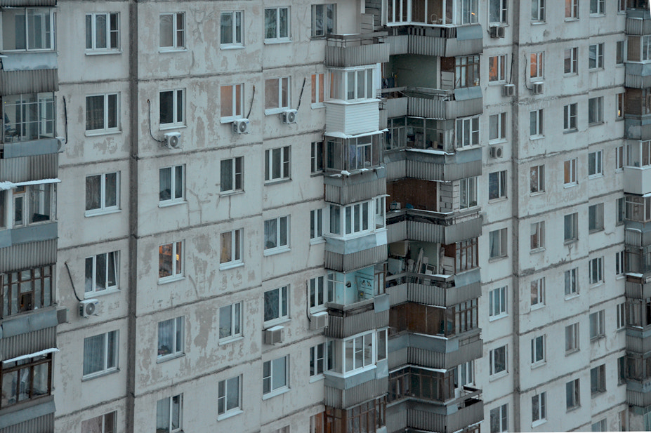 Photograph Windows / Moscow by Korhan Karagulle on 500px