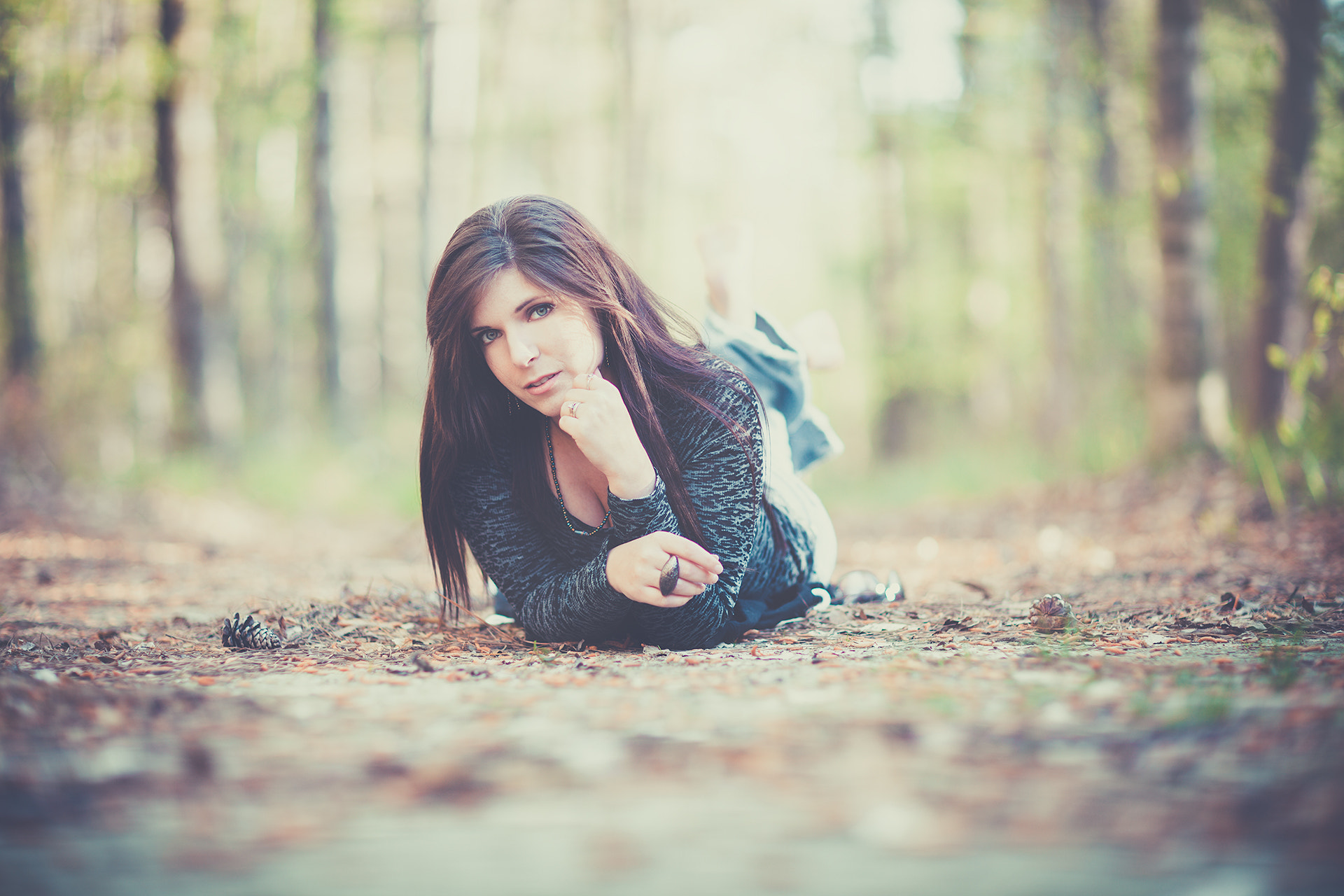 Photograph Melanie by Aaron Woodall on 500px