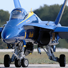 """Blue Angels """"Boss"""" Greg McWherter"""