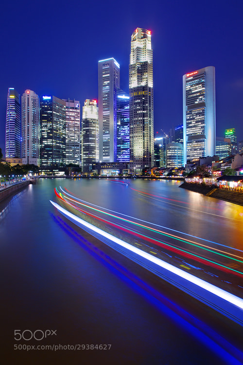 Photograph Night Passage by WK Cheoh on 500px