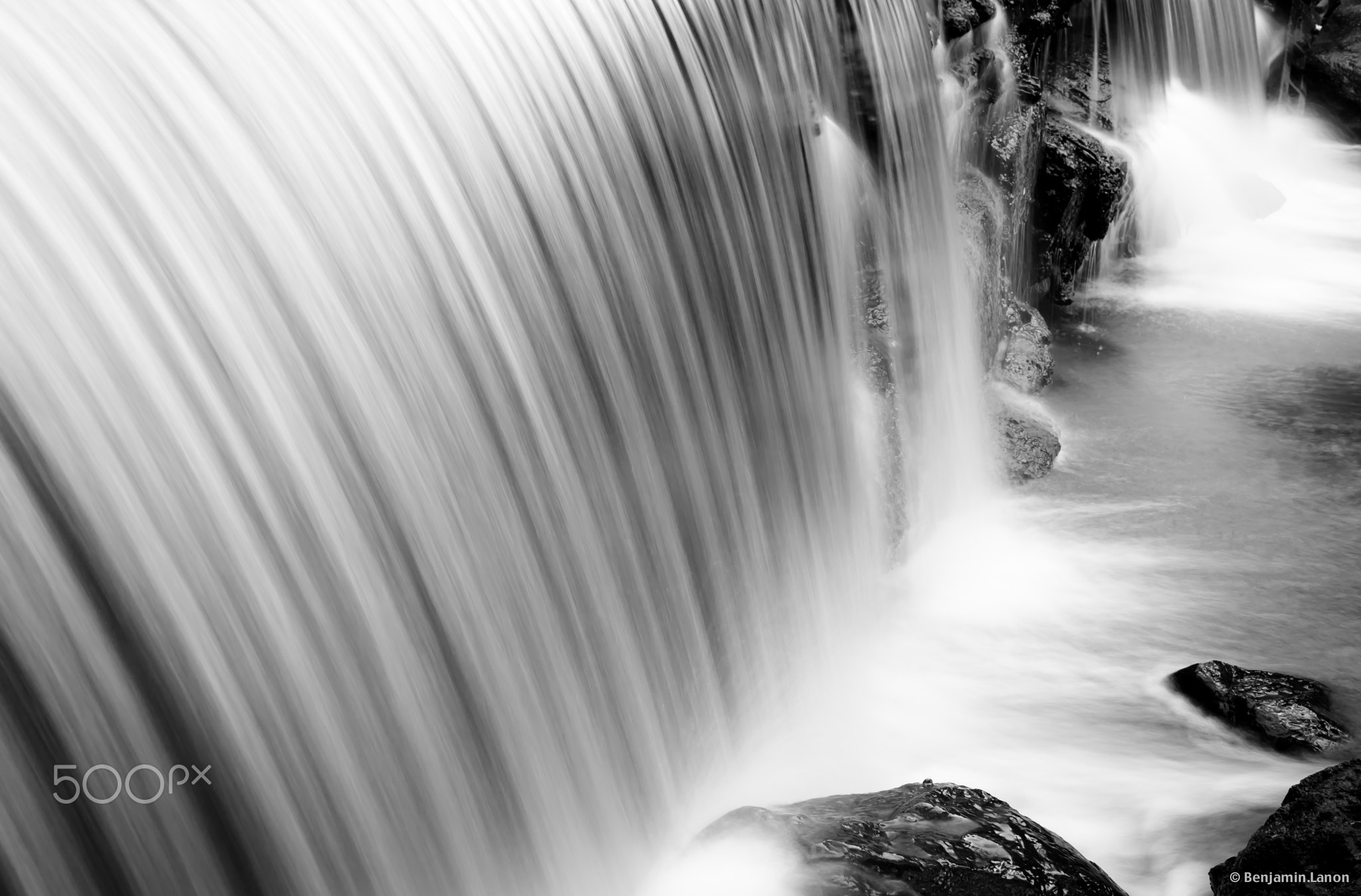 Photograph Falls by Benjamin Lanon on 500px