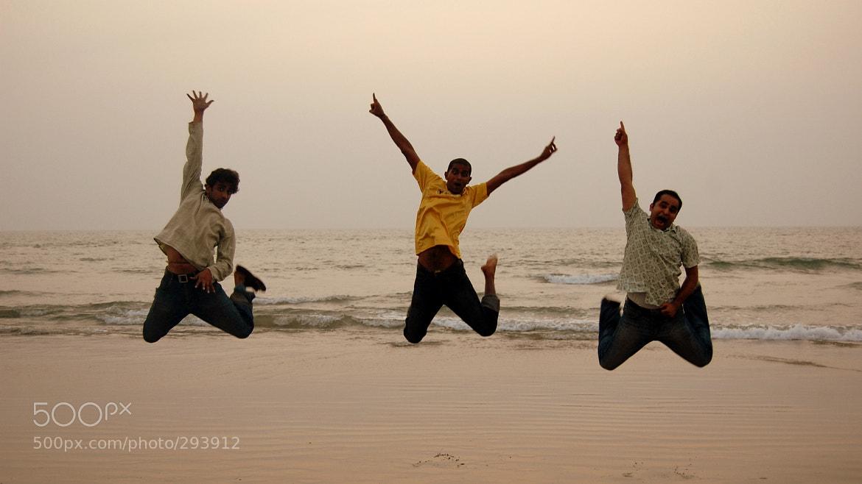 Photograph The jump by Balakrishna Rao on 500px