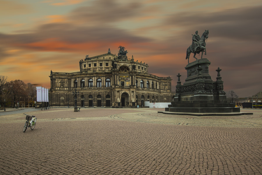 Dresden Germany by Gürcan  Kadagan on 500px.com