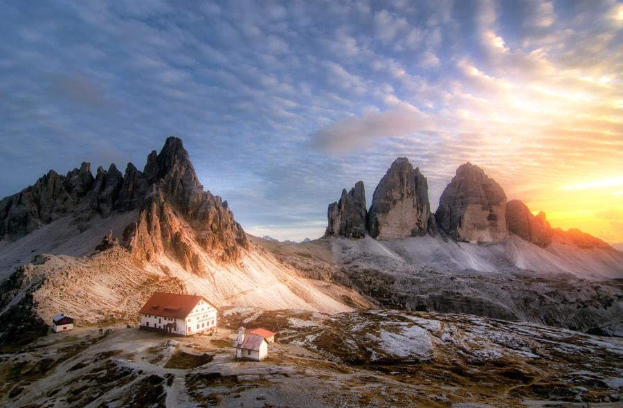 Dolomiti Sunset by Georgi Donev on 500px.com