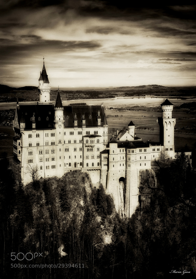 Photograph Neuschwanstein by Maria Gura on 500px