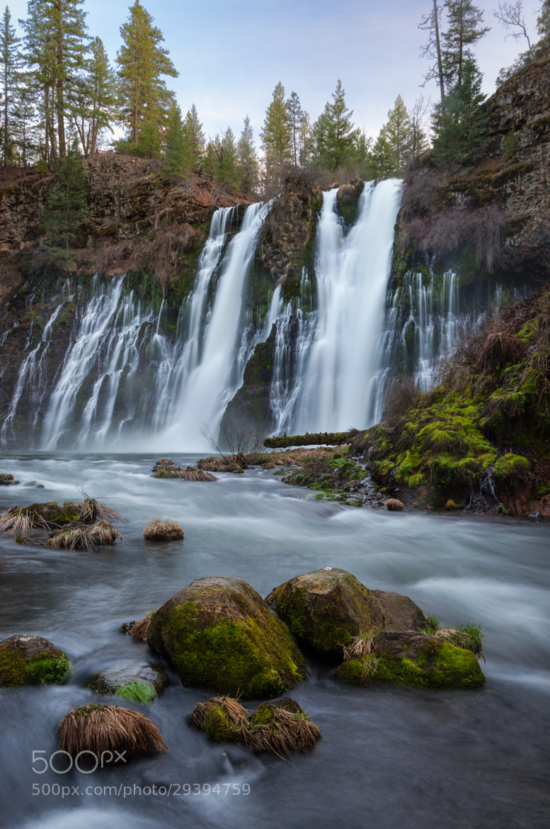 Photograph McArthur-Burney Falls (Slipped Mind) by Eric Leslie on 500px