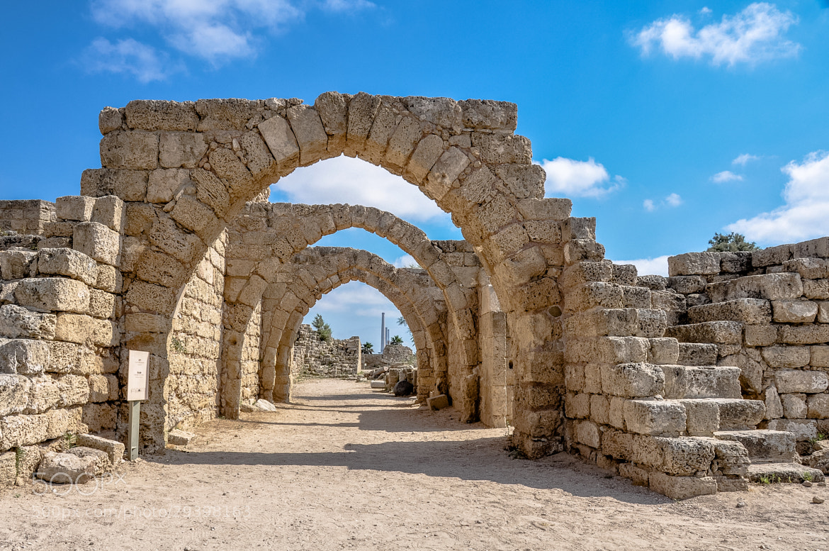 Photograph Caesarea National Park, Israel by Go Ga on 500px