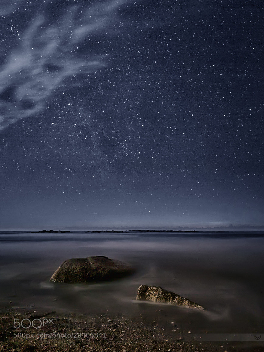 Photograph   Milky Rocks !   by Thomas MARIE on 500px