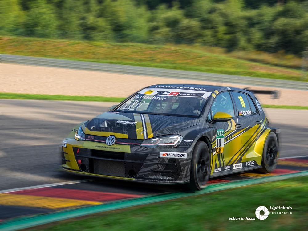 Benjamin Leuchter, VW GTI TCR 2018