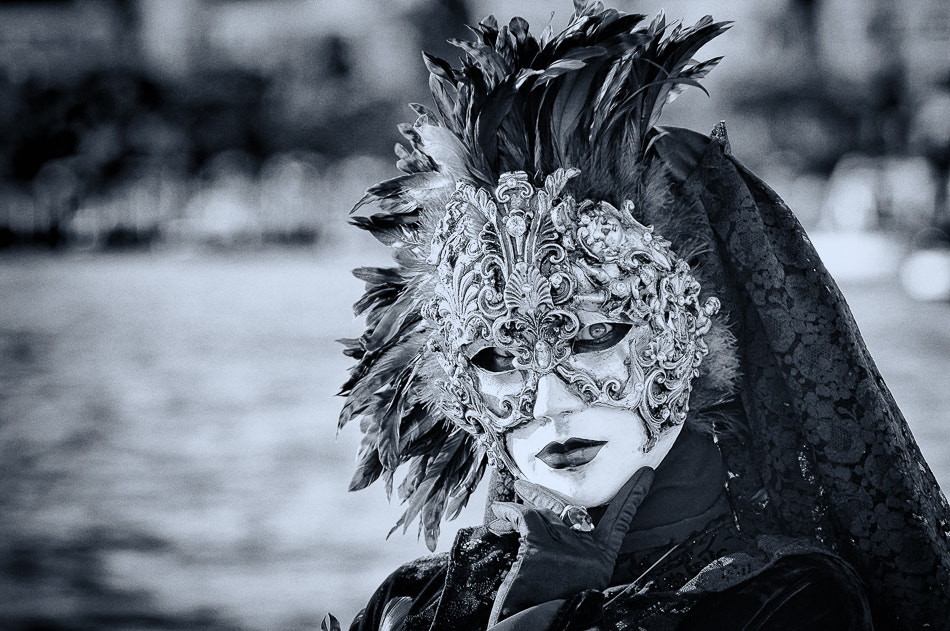 Photograph Venetian Mask by T. Reflexion on 500px