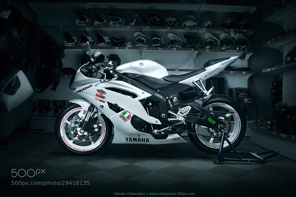 Photograph YAMAHA R6 by Nikolya Che on 500px