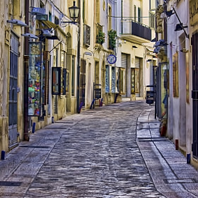 Alley of Otranto by Massimo Renzi (Maximo)) on 500px.com