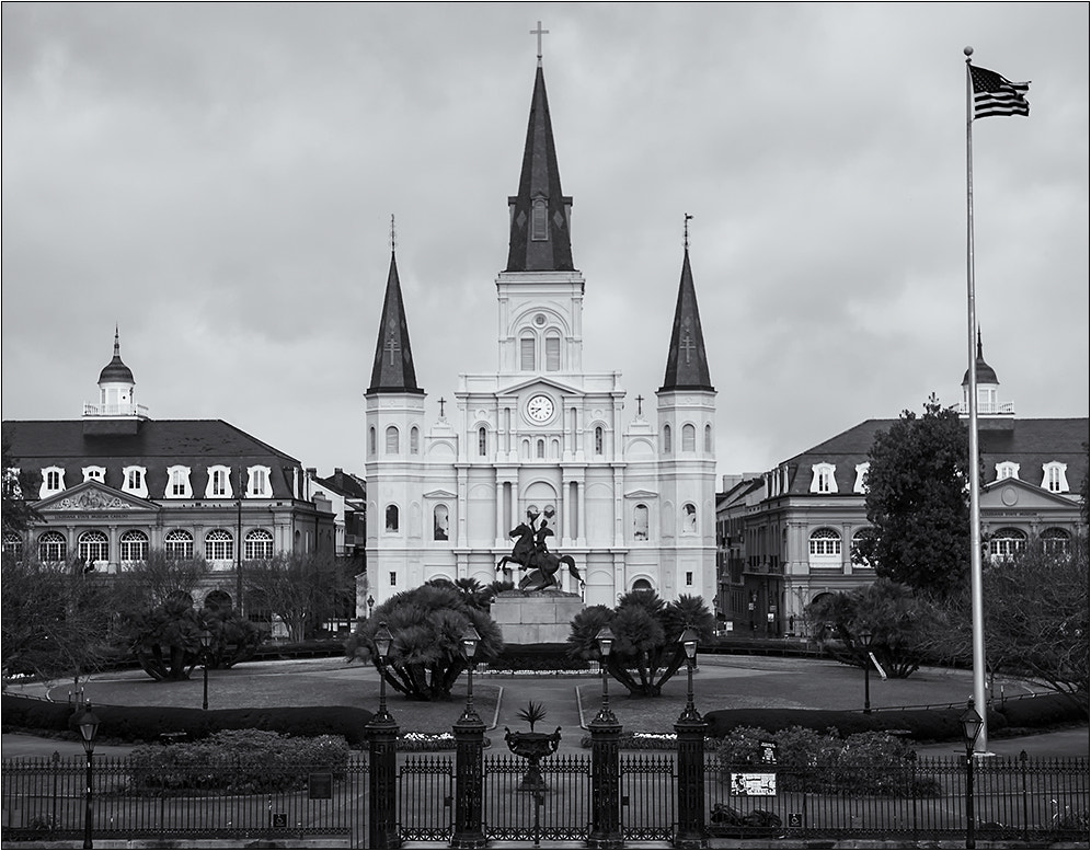 Photograph St. Louis Cathedral - New Orleans by Steve Martin on 500px