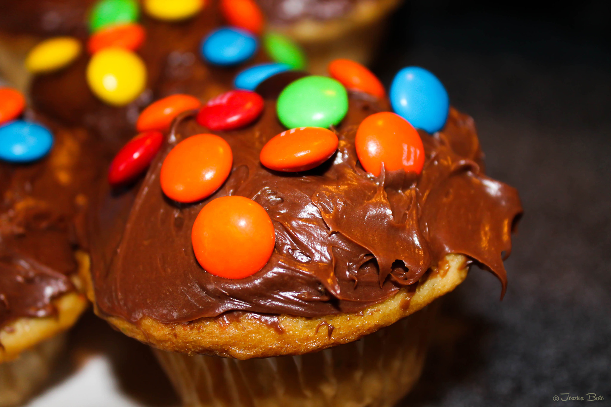 Photograph M&M Cupcakes by Jessica Bate on 500px