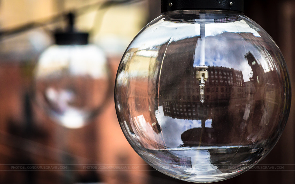 Photograph City in a fish bowl by Conor Musgrave on 500px