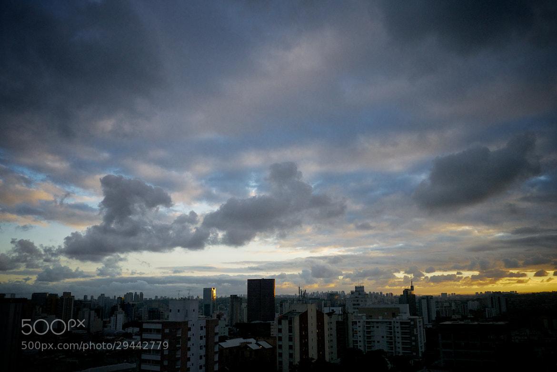 Photograph São Paulo, 2012 by Henning von Vogelsang on 500px