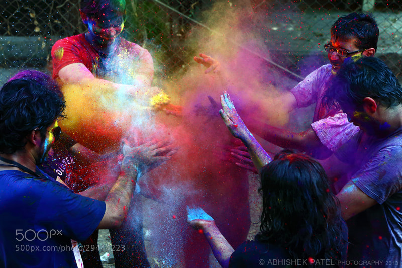 Photograph And so let the craziness begin by Abhishek Patel on 500px