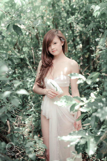 Photograph Mai Quỳnh - Eva in Eden by Ồ studio  www.opro.vn on 500px