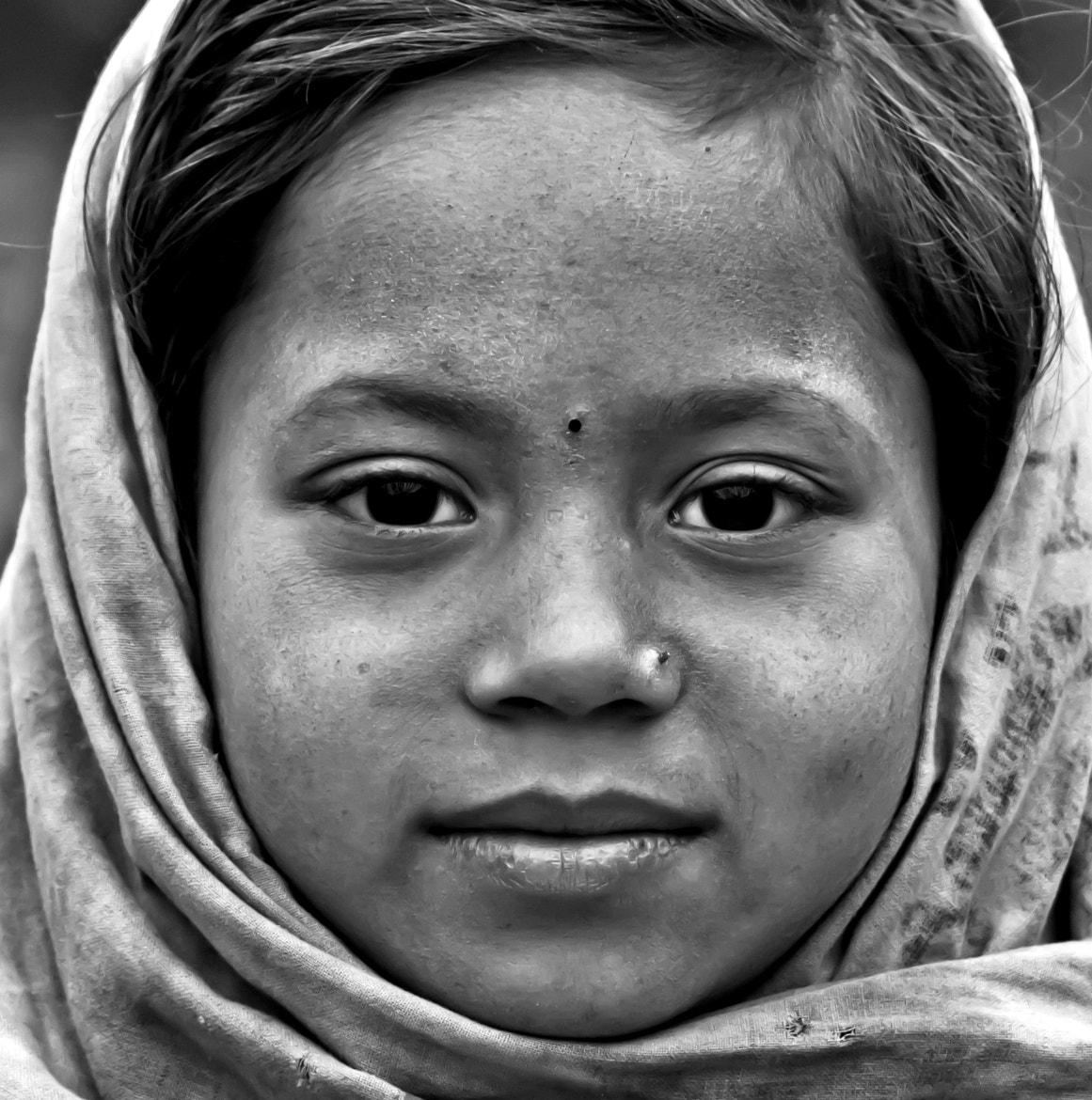 Photograph The untainted look.. by Samrat  Mukhopadhyay on 500px