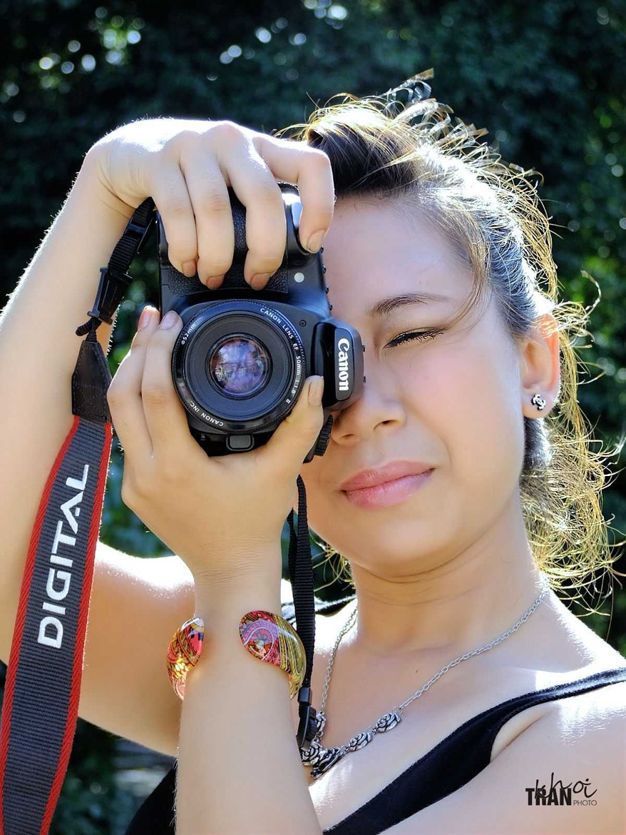 Photograph Model also want to be a photographer by Khoi Tran Duc on 500px