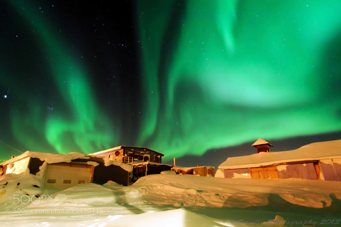 Photograph Hdwe Aurora by Francis Anderson on 500px