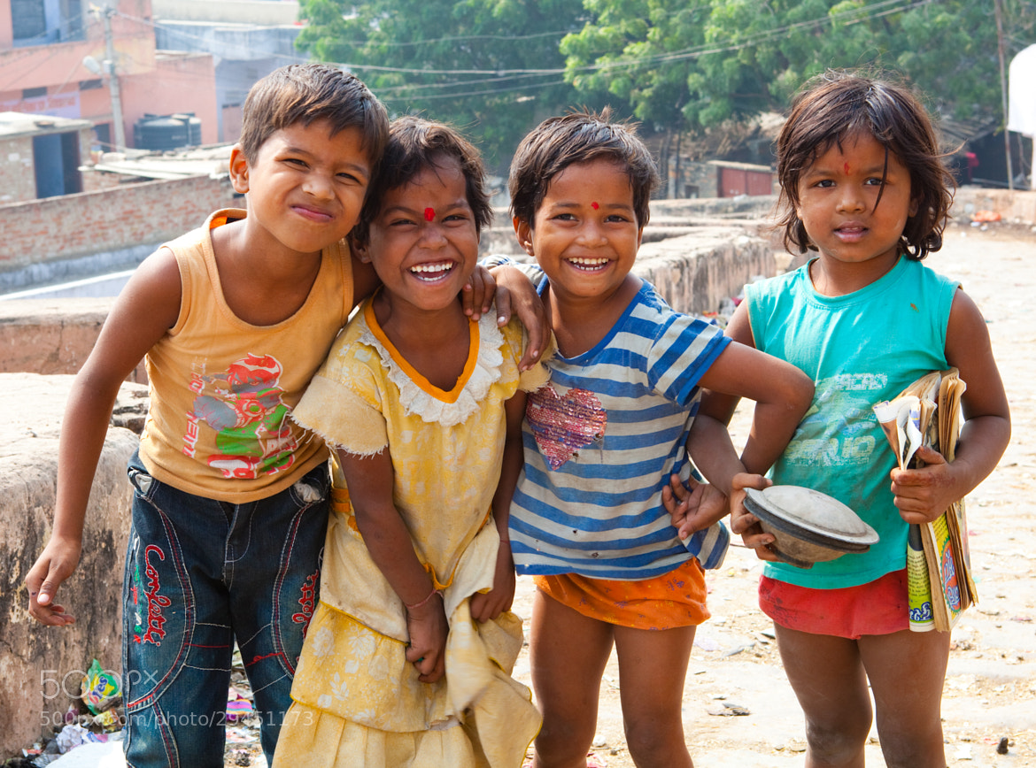 Photograph Jaipur kids by Guy Brown on 500px