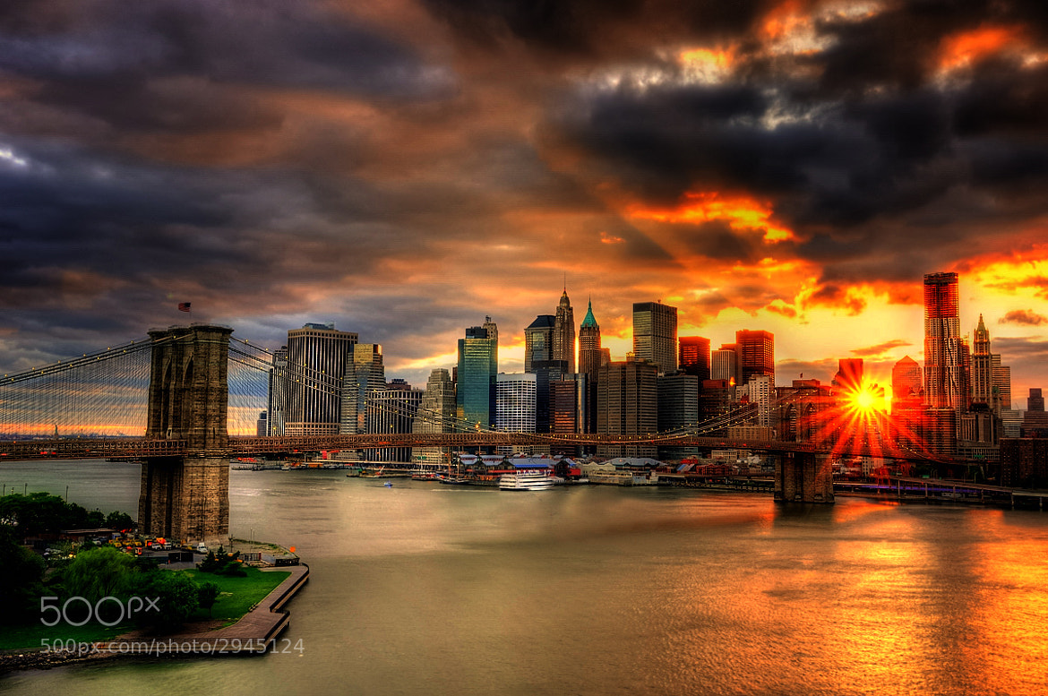 Photograph Manhattan by Luis Gomez on 500px