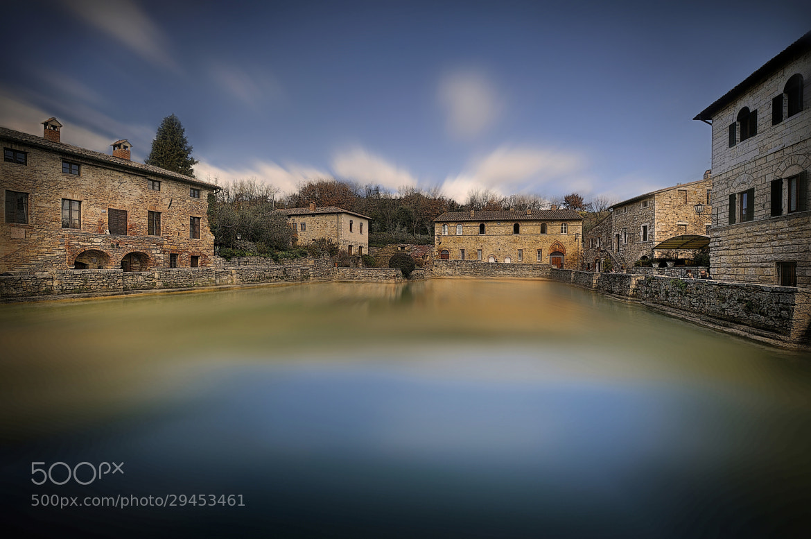 Photograph Bagno Vignoni by mauro maione on 500px