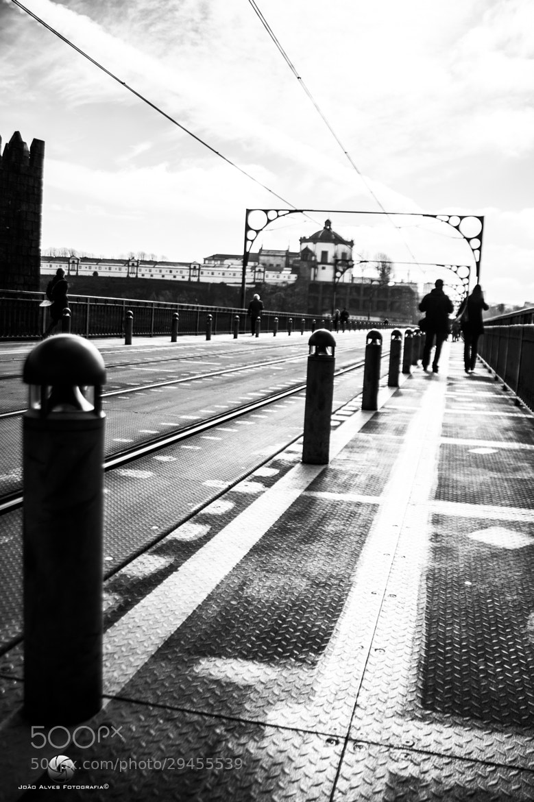 Photograph Walking on the bridge by Joao Alves on 500px