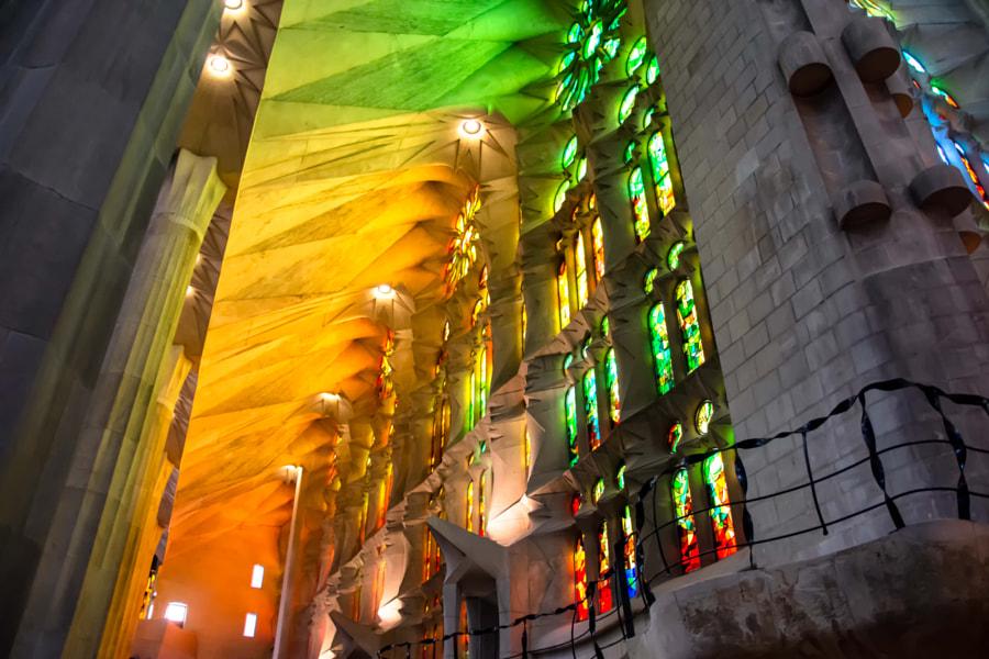 Basílica de la Sagrada Família. by Carrusel on 500px.com